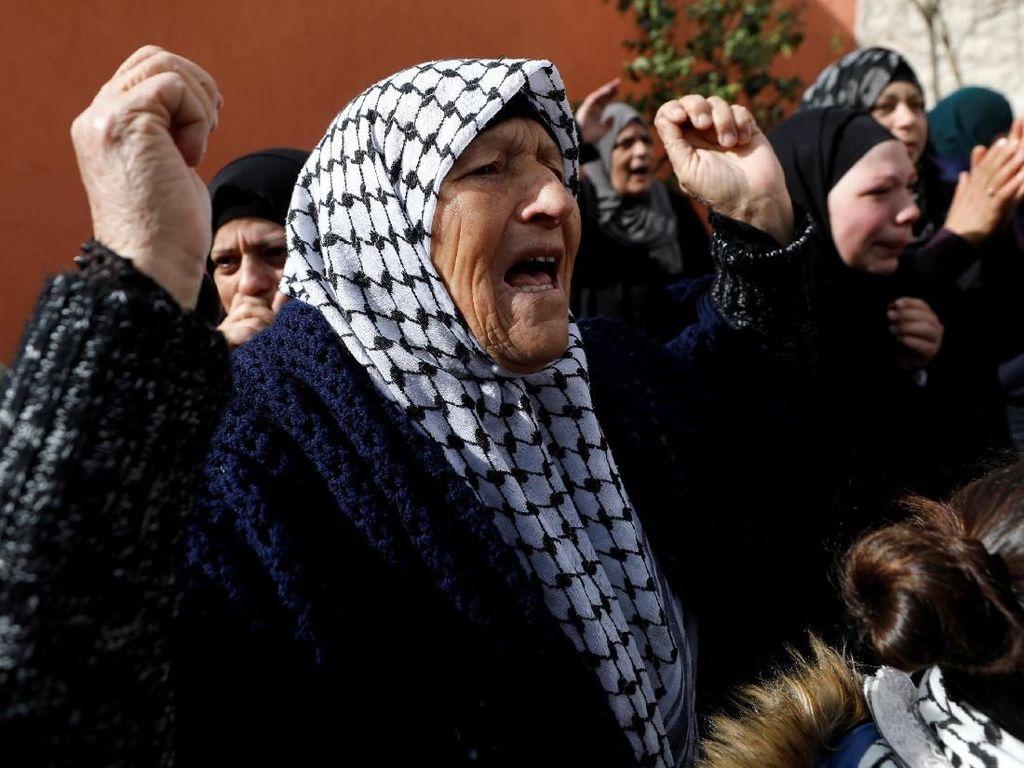 Warga Yerusalem Marah Kepindahan Kedubes AS Dipercepat