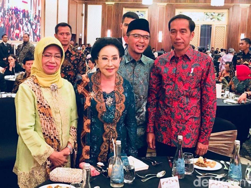 Maman Imanulhaq Cerita ke Jokowi akan Temani Ridwan Kamil di Jabar
