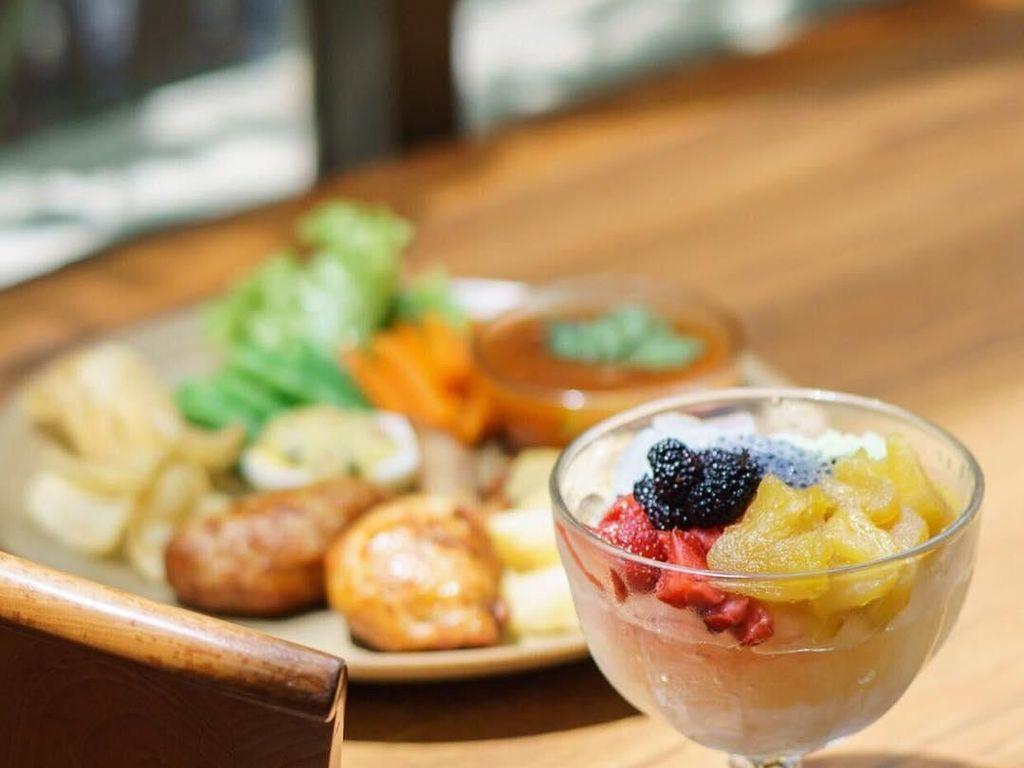 Ini Makanan Lezat Favorit Gisella Anastasia, Ada Camilan Gempi Juga Lho!