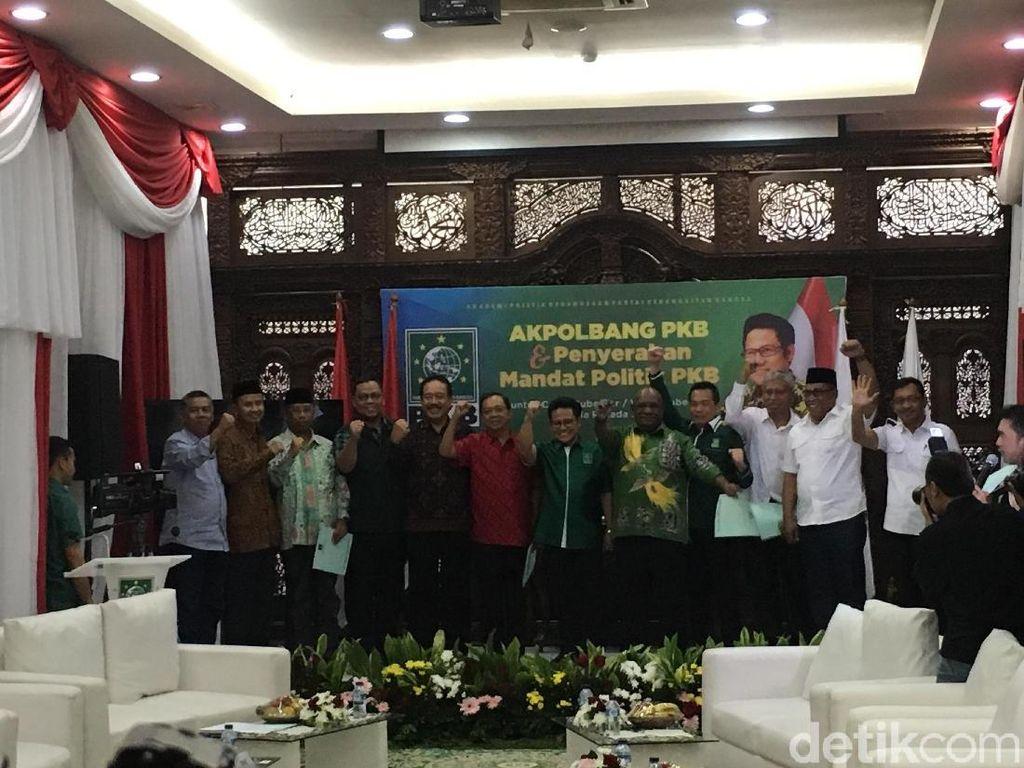 PKB Beri Mandat ke Calon di 10 Provinsi, Nama Cawagub Jatim Kosong