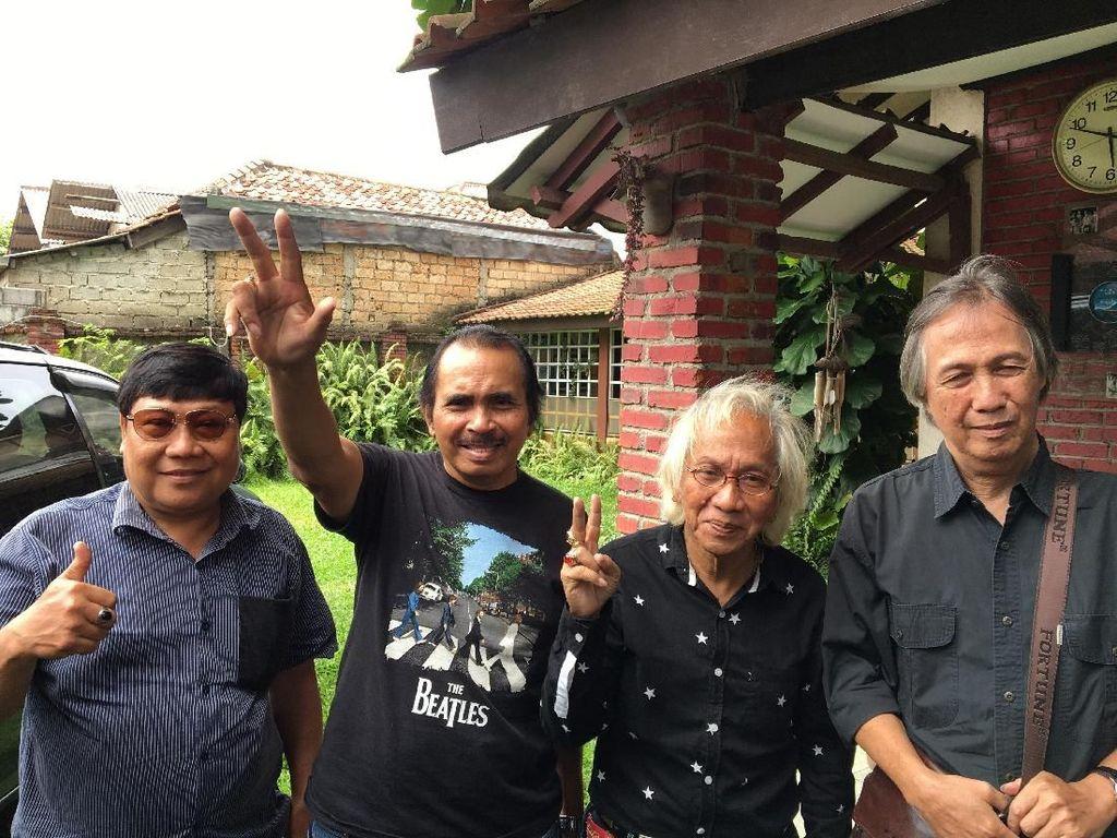 Foto Benny Panjaitan Dicatut, Panbers Tegaskan Keluarganya Tak Berpolitik