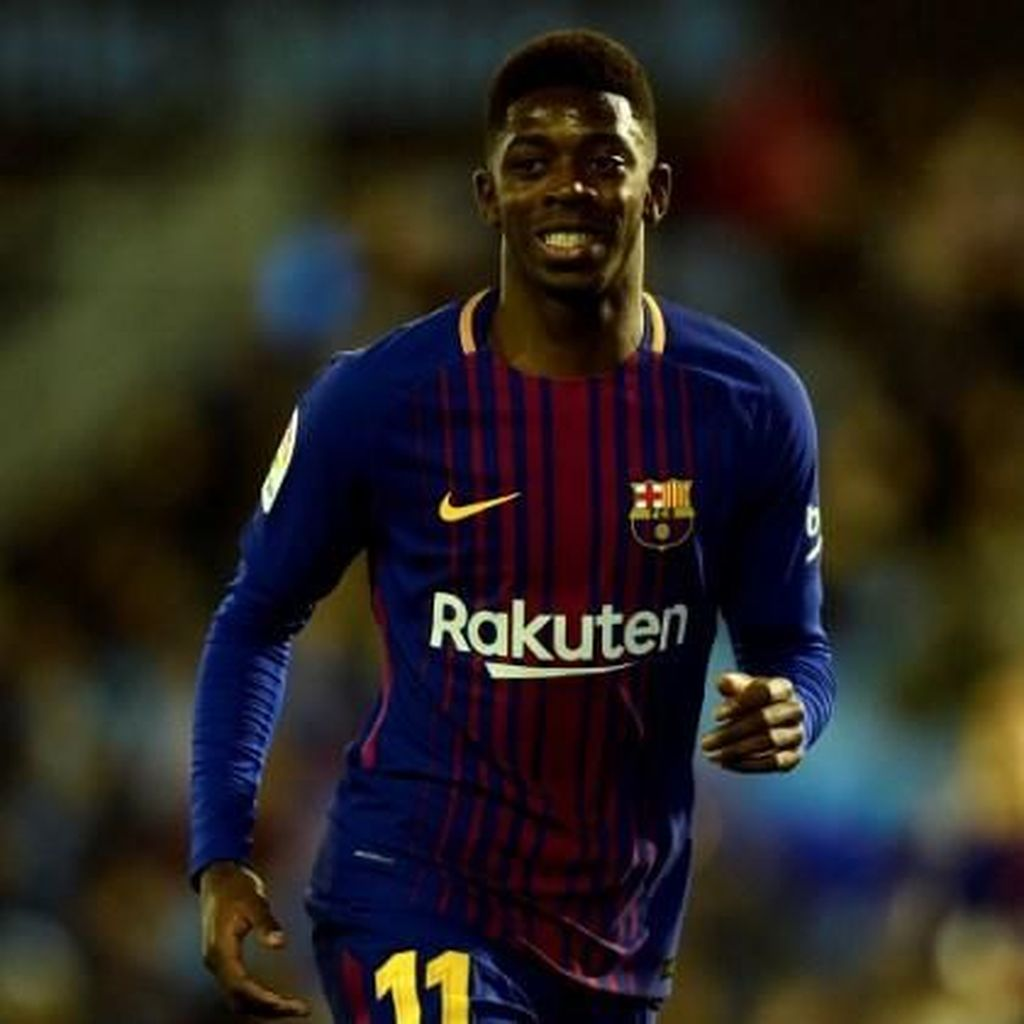 Valverde: Cedera Dembele Jangan Didramatisir