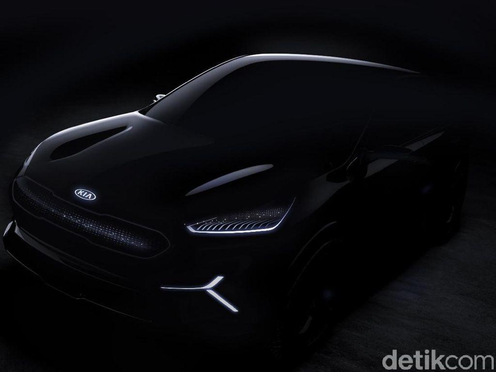 SUV Listrik Kia Ancaman Buat Tesla?