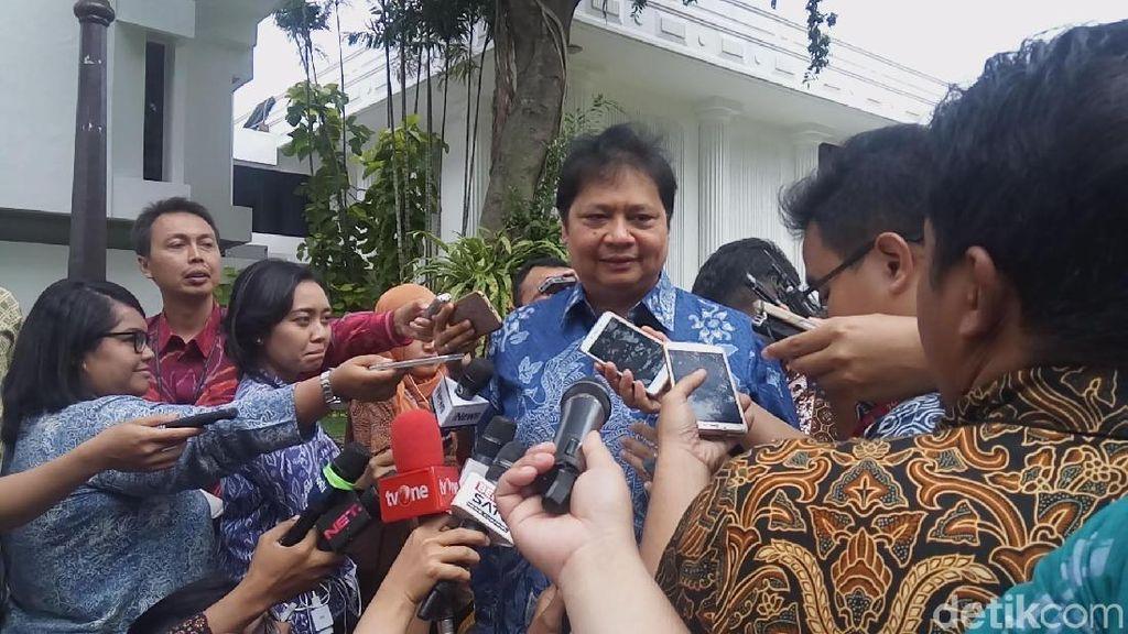Airlangga: Nama Ketua DPR Diumumkan Minggu Depan