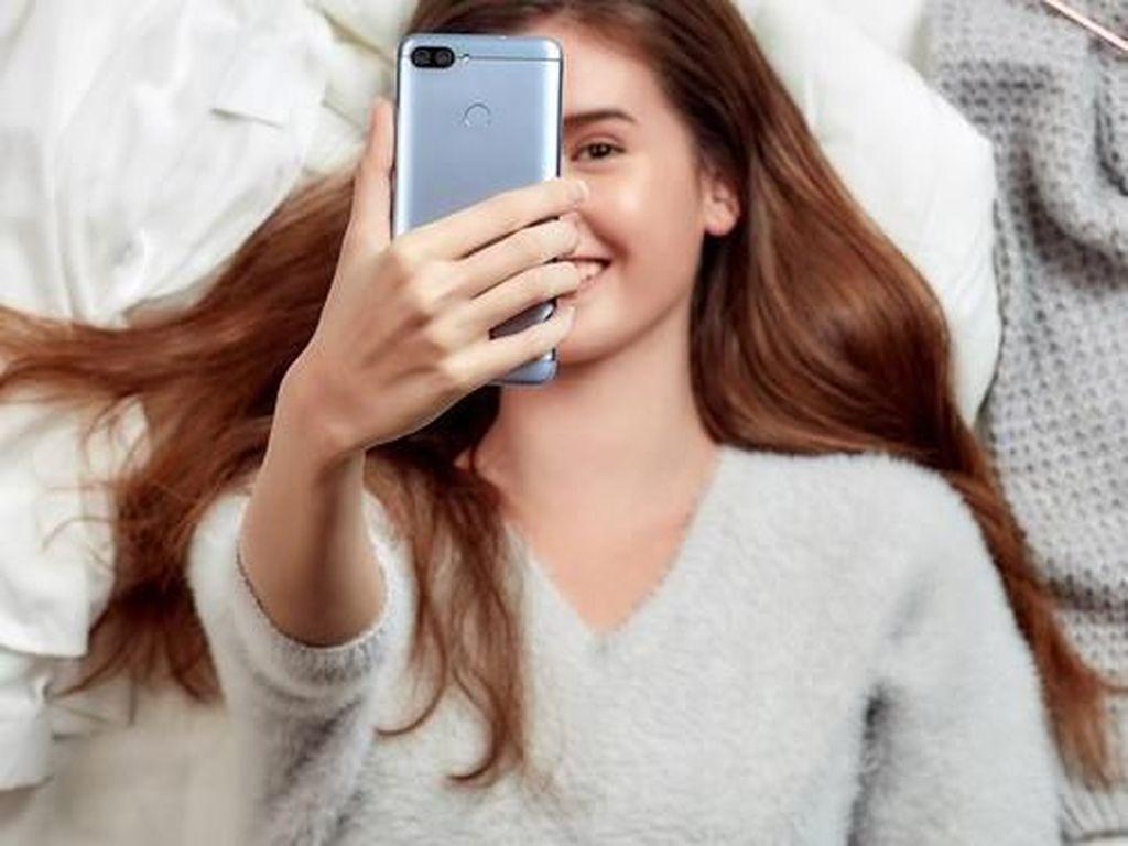 Menggenggam ZenFone Max Plus (M1) di Indonesia