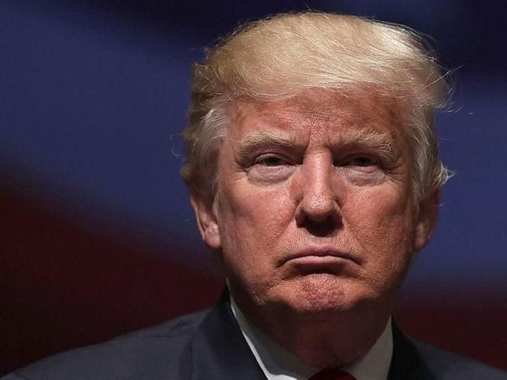 Sering Bertindak Kontroversial, Kesehatan Mental Trump Dipertanyakan