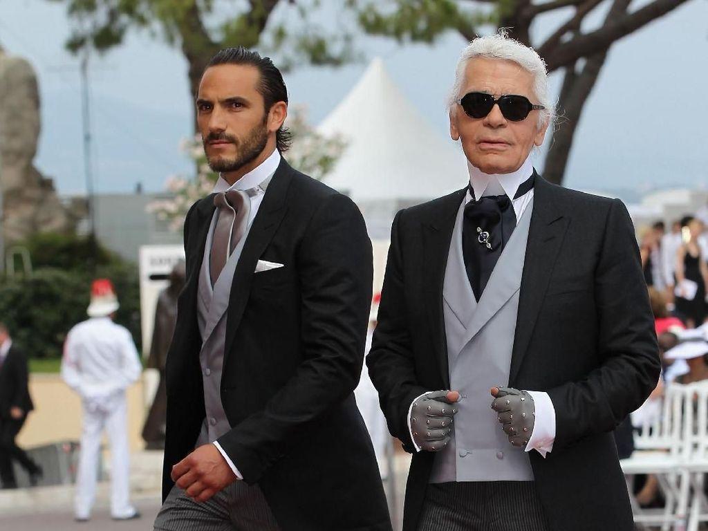 Sebastien Jondeau, Bodyguard Ganteng Bos Chanel Kini Jadi Desainer