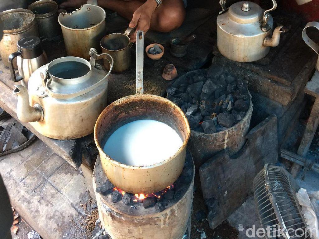Foto: Chai, Teh Ala India yang Khas