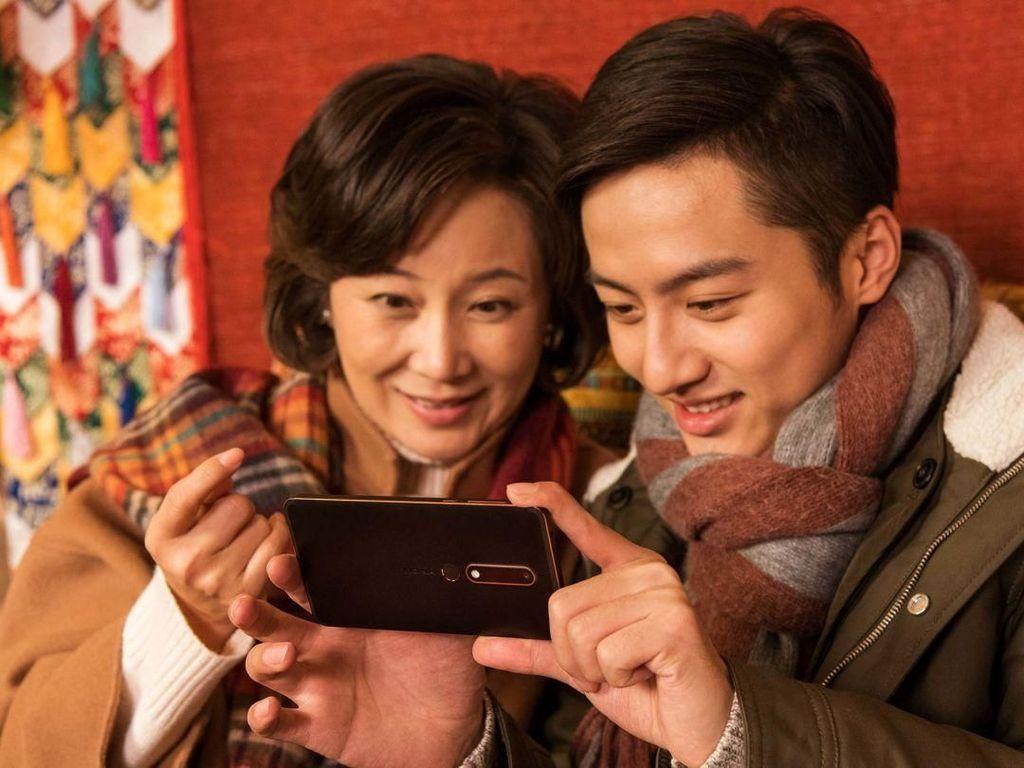 Penampakan Nokia 6, Smartphone Perdana 2018