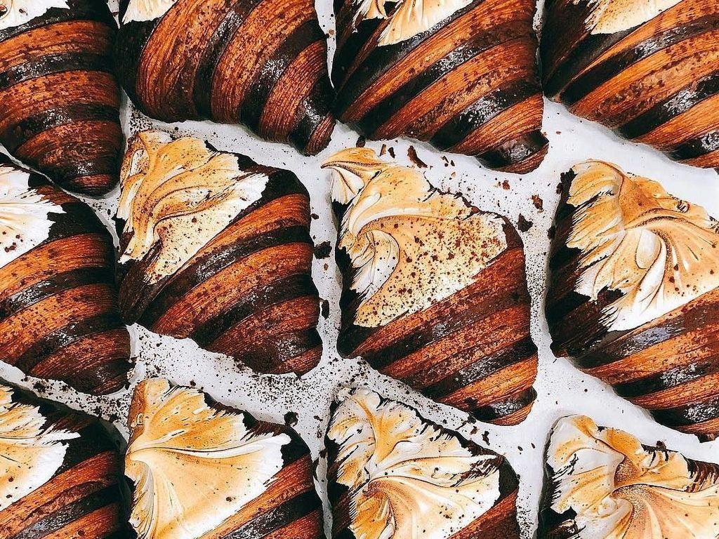 Bakery Baru di New York Siap Jadi Serbuan Netizen Karena Croissant Cantiknya