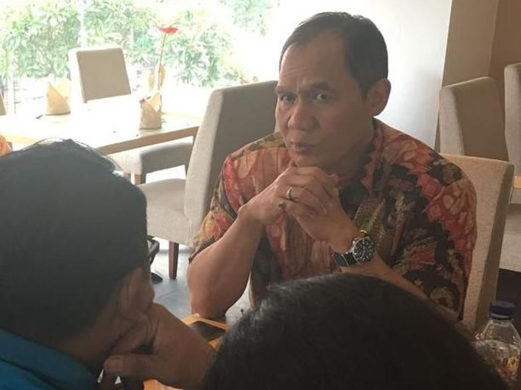 Istrinya Dikaitkan Foto Lawas Anas, Ini Kata Legislator Bambang