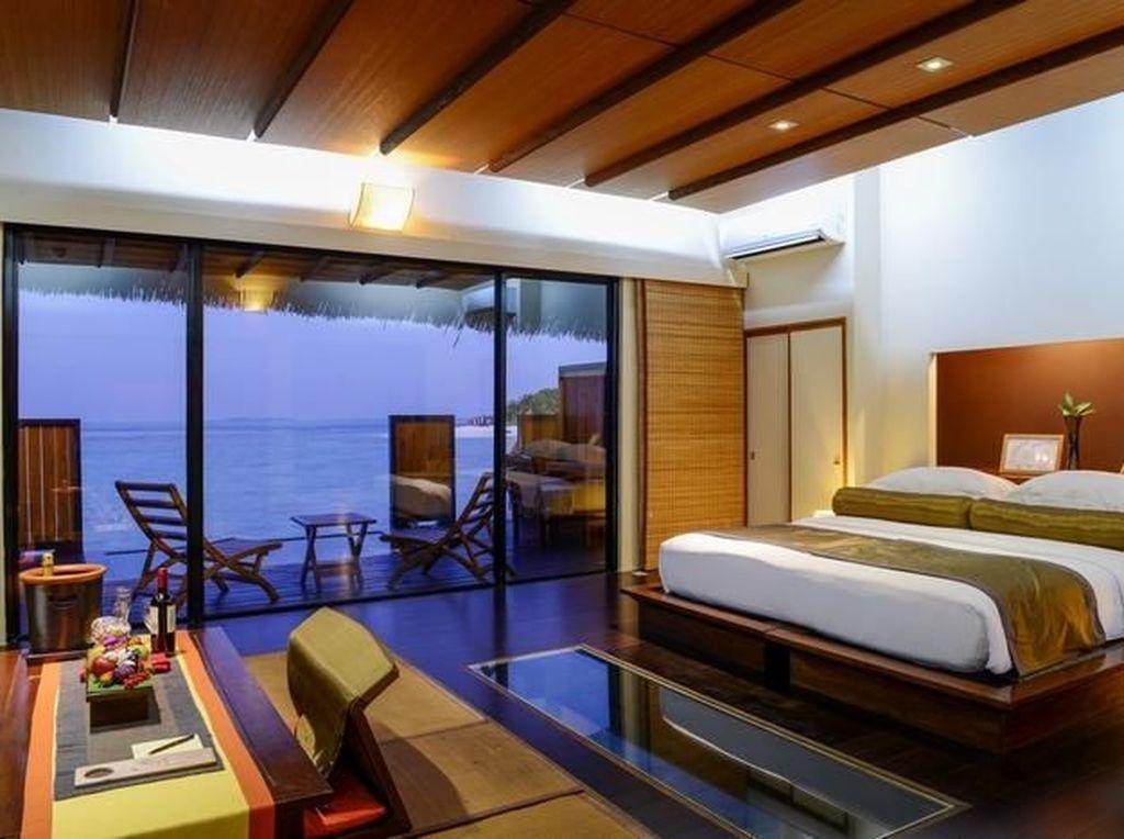 Foto: Resort Mewah Tempat Dewi Persik Menginap di Maldives