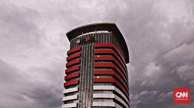 Gedung Merah Putih Komisi Pemberantasan Korupsi (KPK), Jakarta, beberapa waktu lalu.