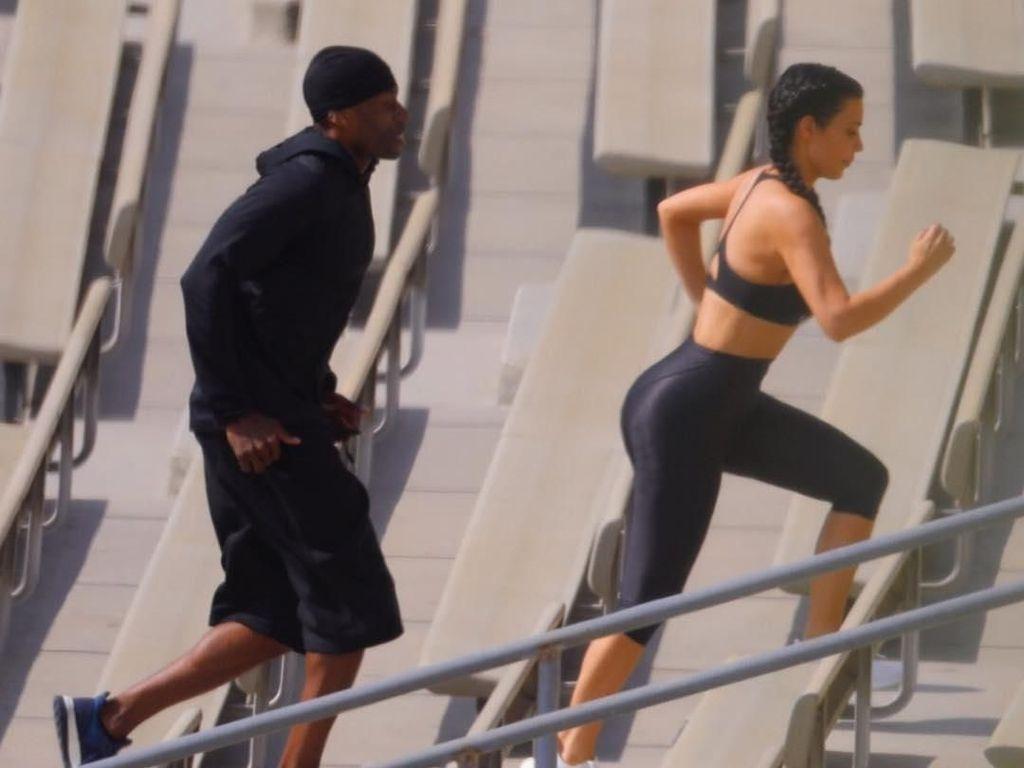 Foto: Yuk Intip The Kardashian Olahraga