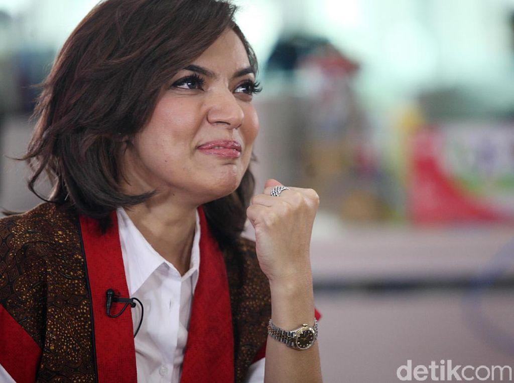 Najwa Bela Kalista soal Pancasila, Para Artis Ikut Bagikan Cerita Salah Ucap