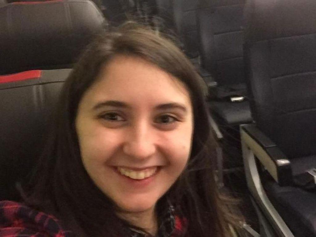 Hoki Banget! Wanita Ini Jadi Satu-satunya Penumpang di Pesawat