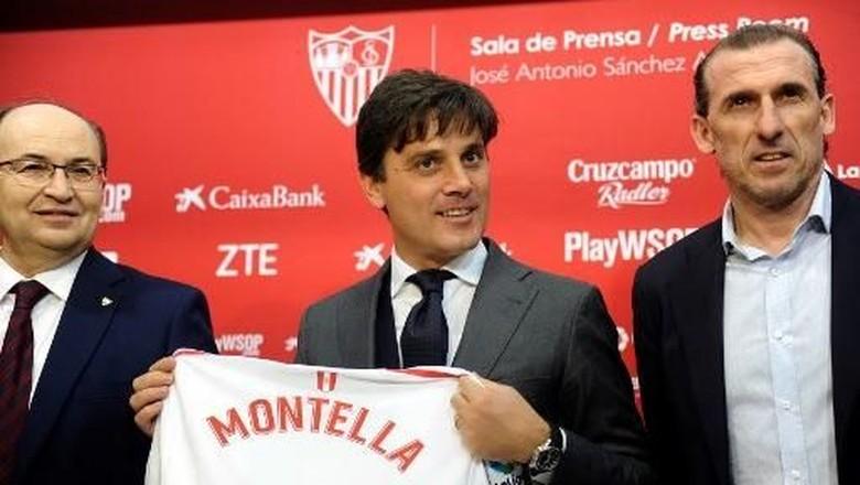 Sevilla Disemprot Maradona Gara-gara Pilih Montella