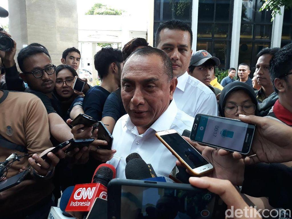 Maju Pilgub Sumut, Letjen Edy Diberi Pesan oleh Panglima TNI
