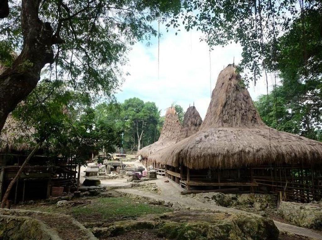 Melihat Kesederhanaan di Kampung Prai Ijing, Sumba