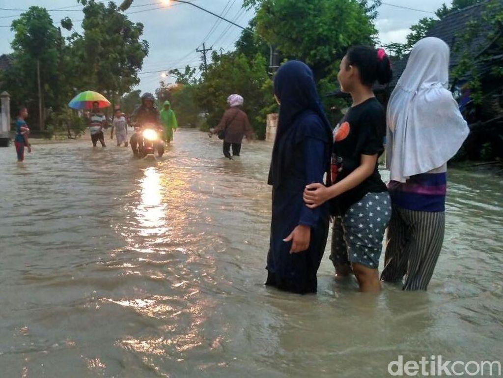 Ratusan Rumah di Blora Terendam Banjir