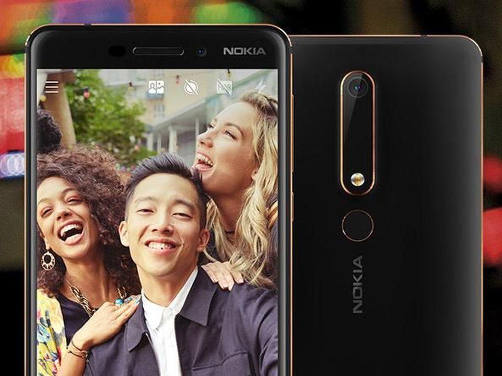 Penjualan Ponsel Nokia Salip Asus dan Google