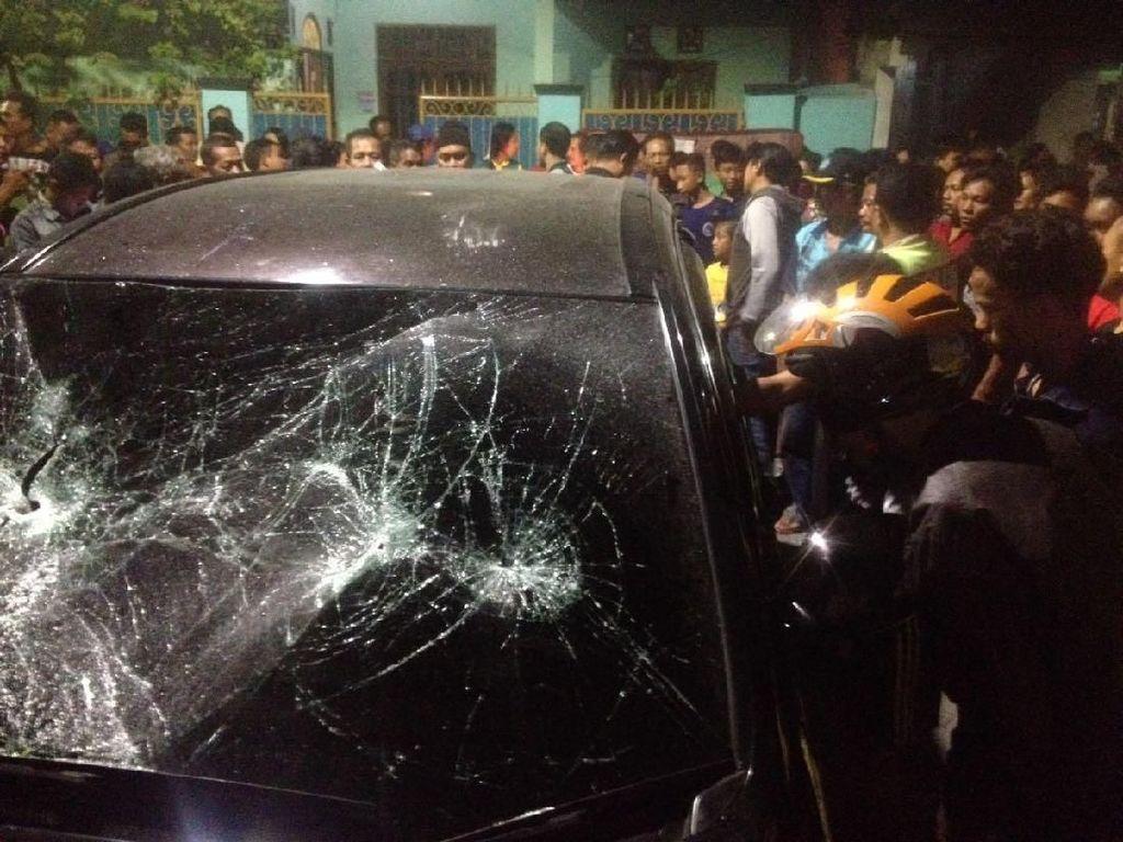 Diwarnai Kejar-kejaran, 4 Bandar Narkoba Ditangkap 7 Kg Sabu Disita