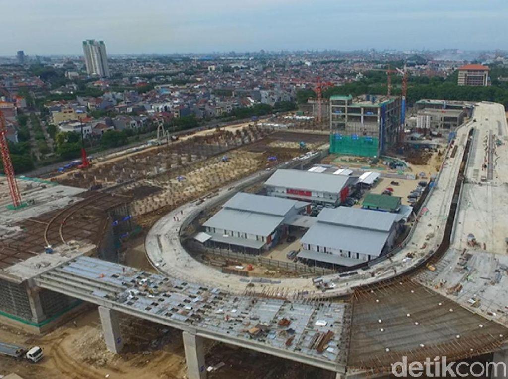 Beroperasi Agustus, Berapa Tarif LRT Velodrome-Kelapa Gading?