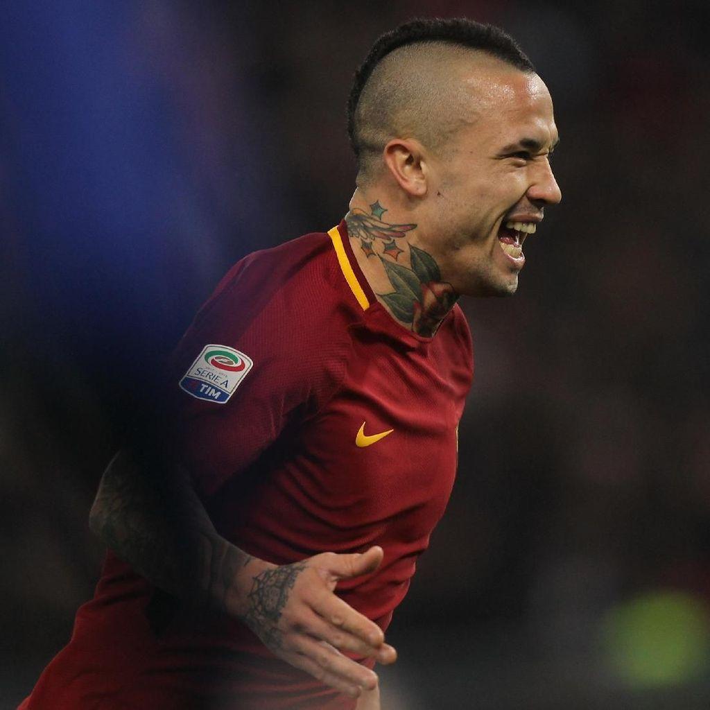 Merapat ke Inter, Radja Nainggolan: Roma yang Ingin Menjual Saya