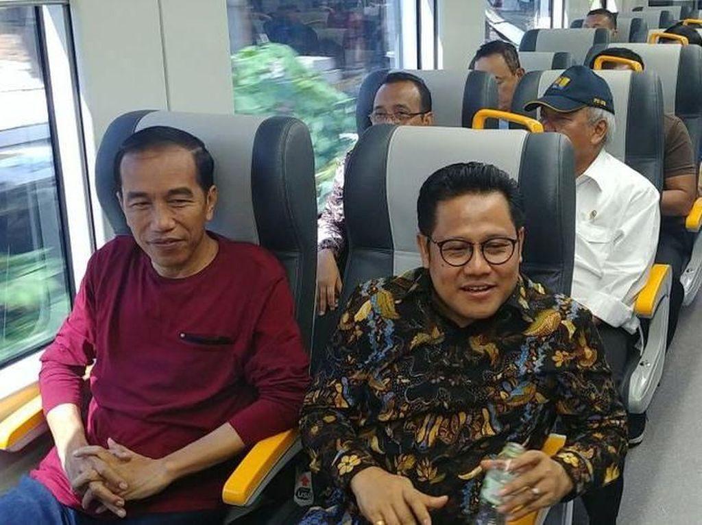 Mimpi PKB: Jokowi-Cak Imin Calon Tunggal, AHY-Gerindra Menteri