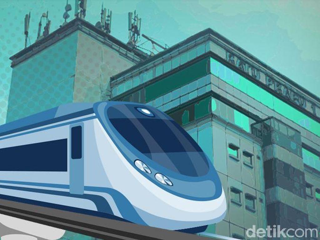 Uang Rp 405 T LRT Ratu Prabu Bisa untuk Bangun 3.300 Km Tol