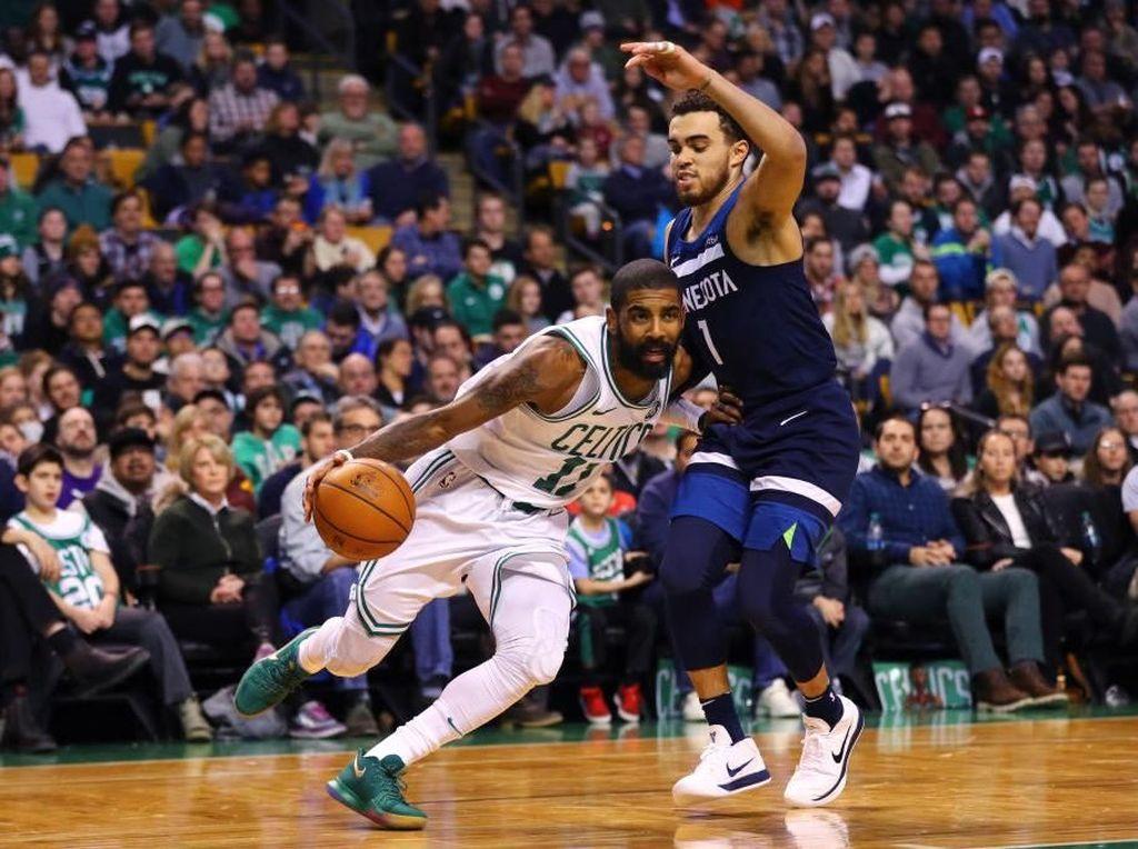 Celtics Tundukkan Wolves 91-84
