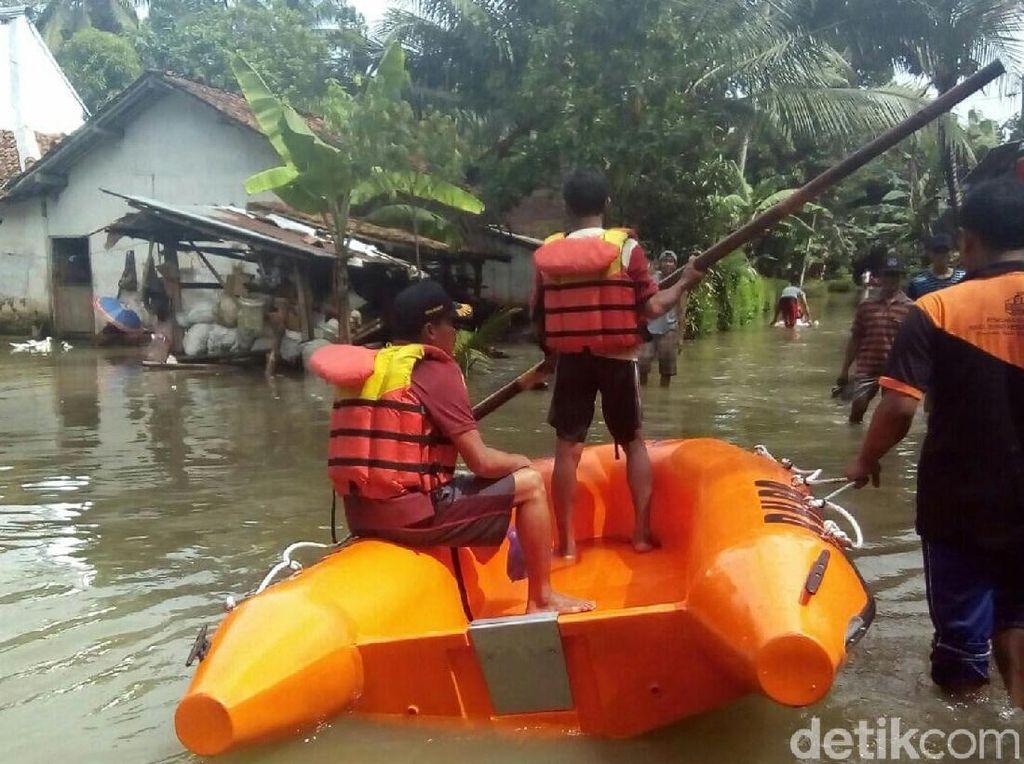 7 Desa di Kebumen Terendam Banjir