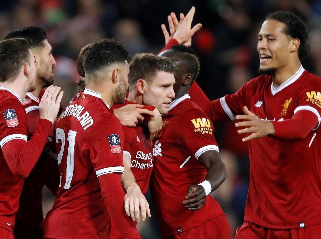 Kemenangan-kemenangan Besar Porto yang Harus Diwaspadai Liverpool