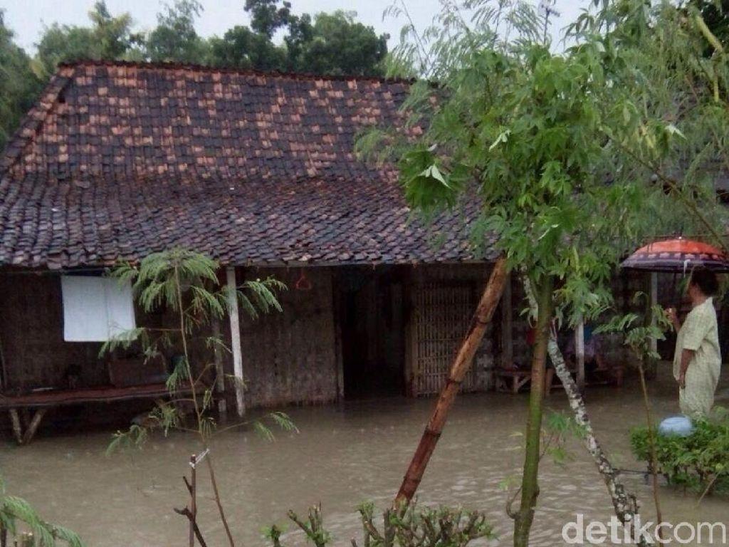 Dua Kecamatan di Pati Diterjang Banjir