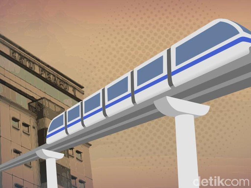 Presdir Benarkan Ratu Prabu Energi yang Garap Proyek LRT Rp 405 T