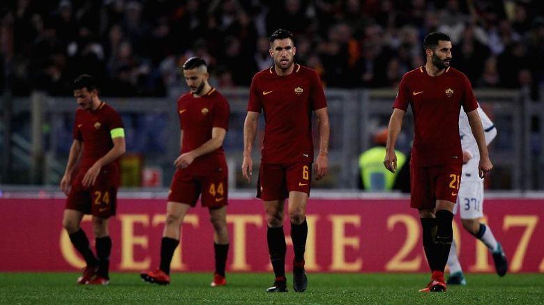 Roma Memang Masih Belum Siap untuk Persaingan Juara