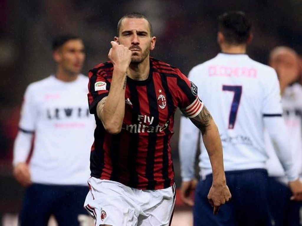 Menantikan Kepulangan Leonardo Bonucci