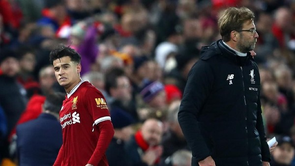 Liverpool Sudah Lakukan Segalanya untuk Pertahankan Coutinho