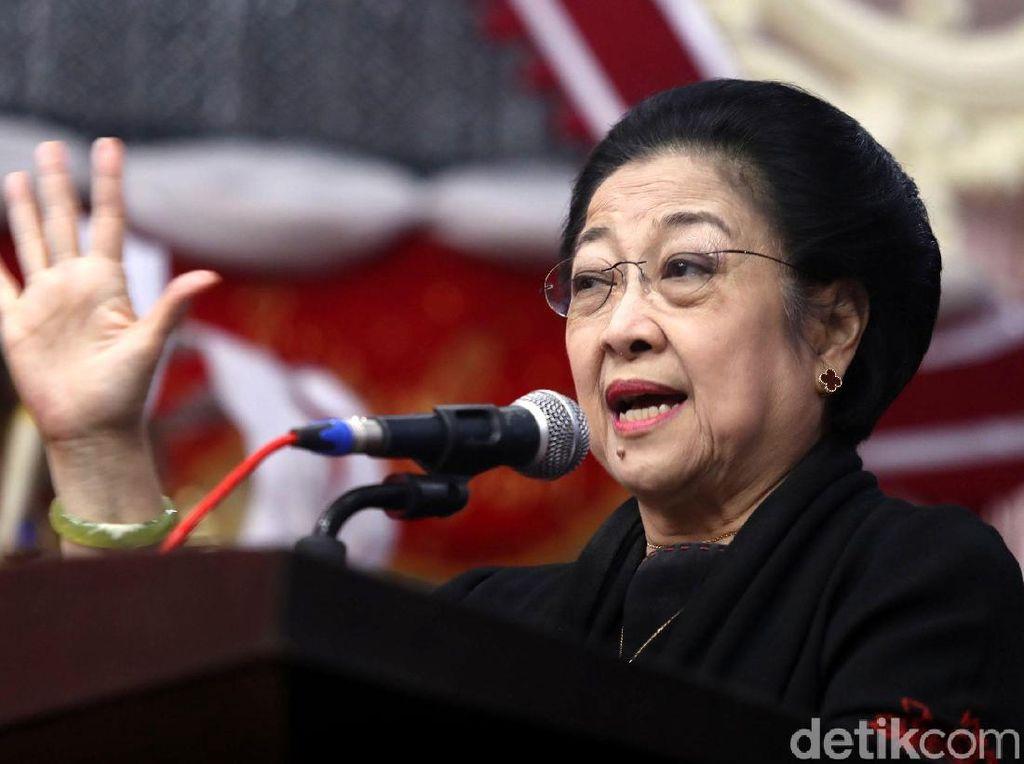 Curhat Megawati Tak Tidur 3 Hari karena Urus Pilkada