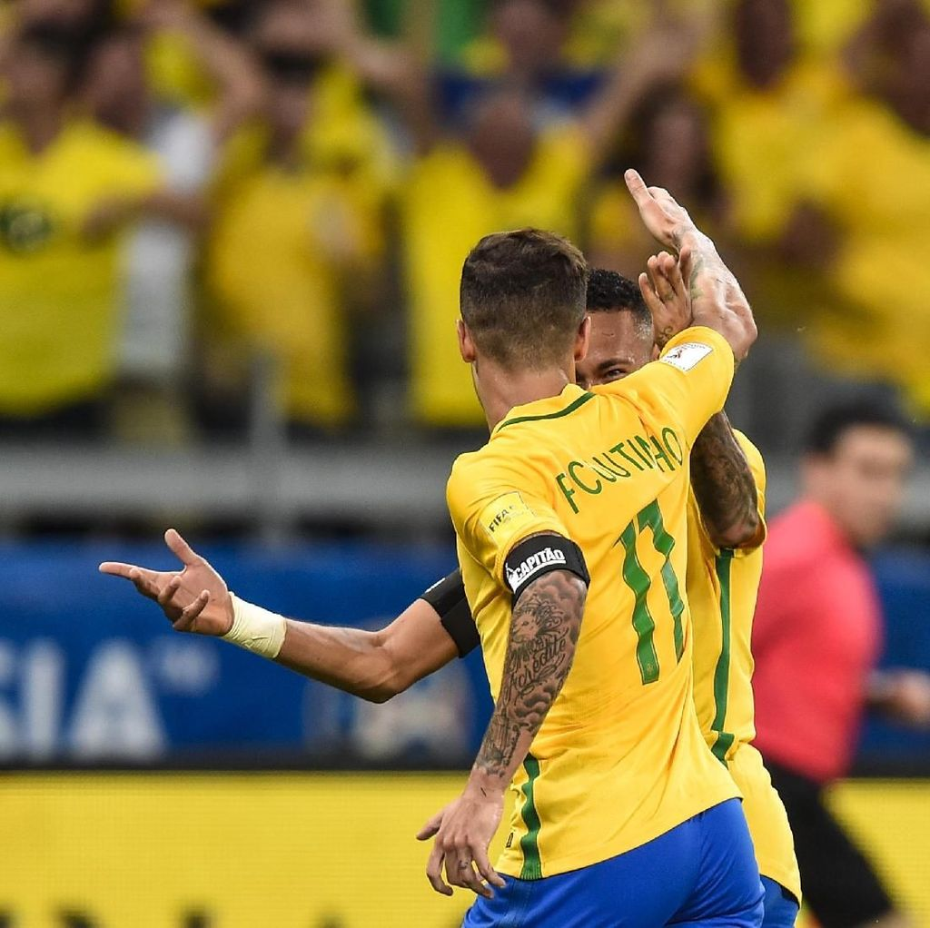 Brasil Oke di Bawah Tite, Ronaldo Optimistis