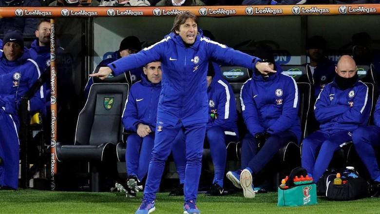 Conte: Mourinho adalah Manusia Kerdil
