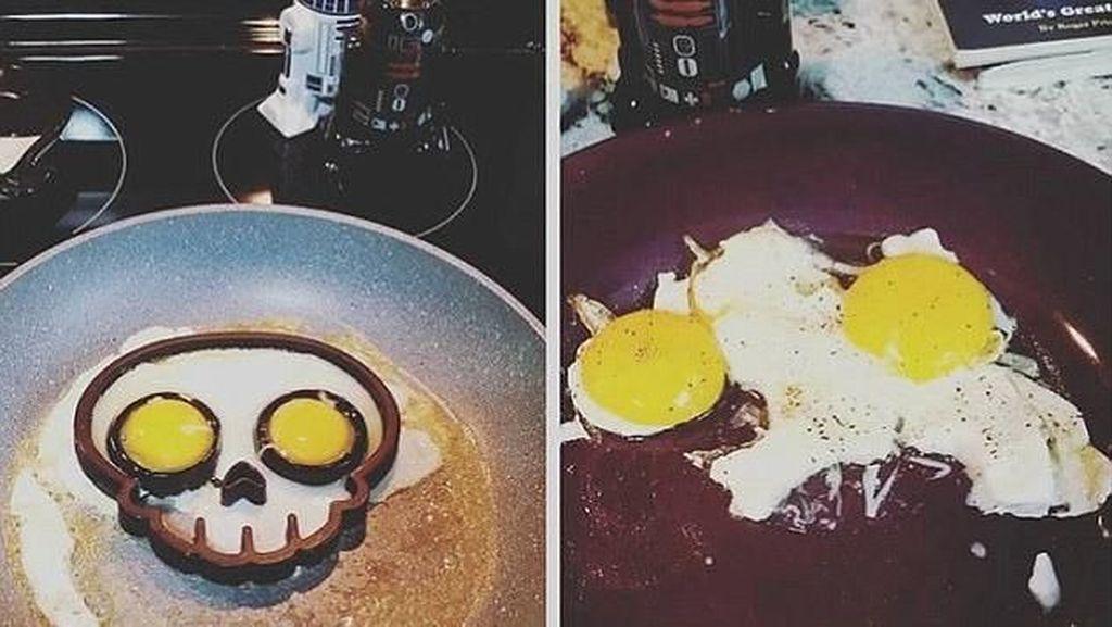 Ini Dia 11 Hidangan Telur yang Gagal Total dan Berantakan