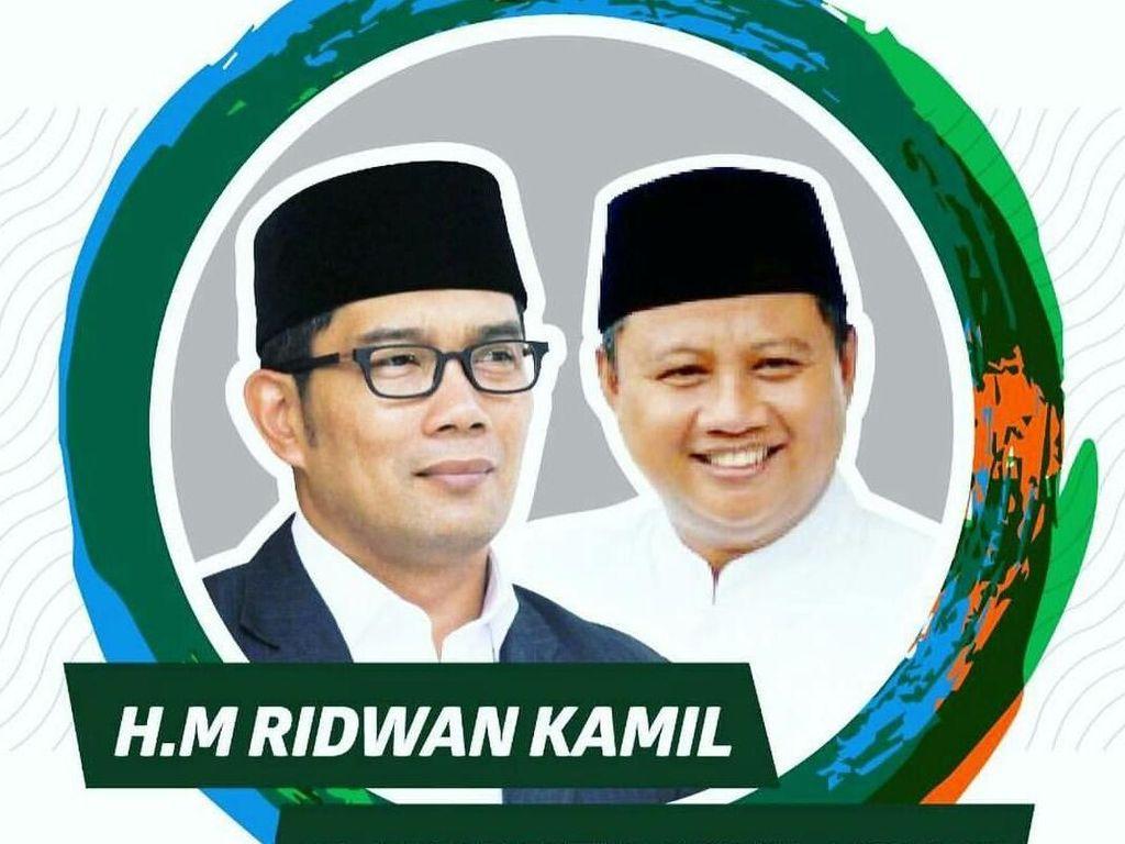 Ridwan Kamil Pilih Uu, NasDem: Parpol Pendukung Tak Keberatan