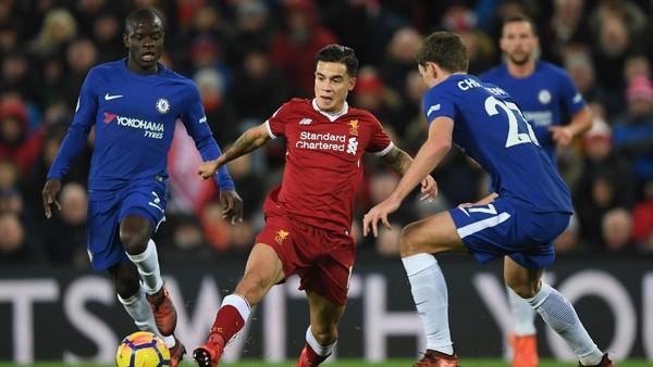 Conte Yakin Kepergian Coutinho Akan Pengaruhi Liverpool