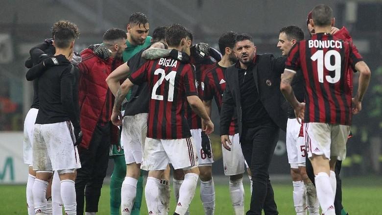 Milan Punya Kualitas Bagus, Hanya Kerap Kurang Kompak Saja