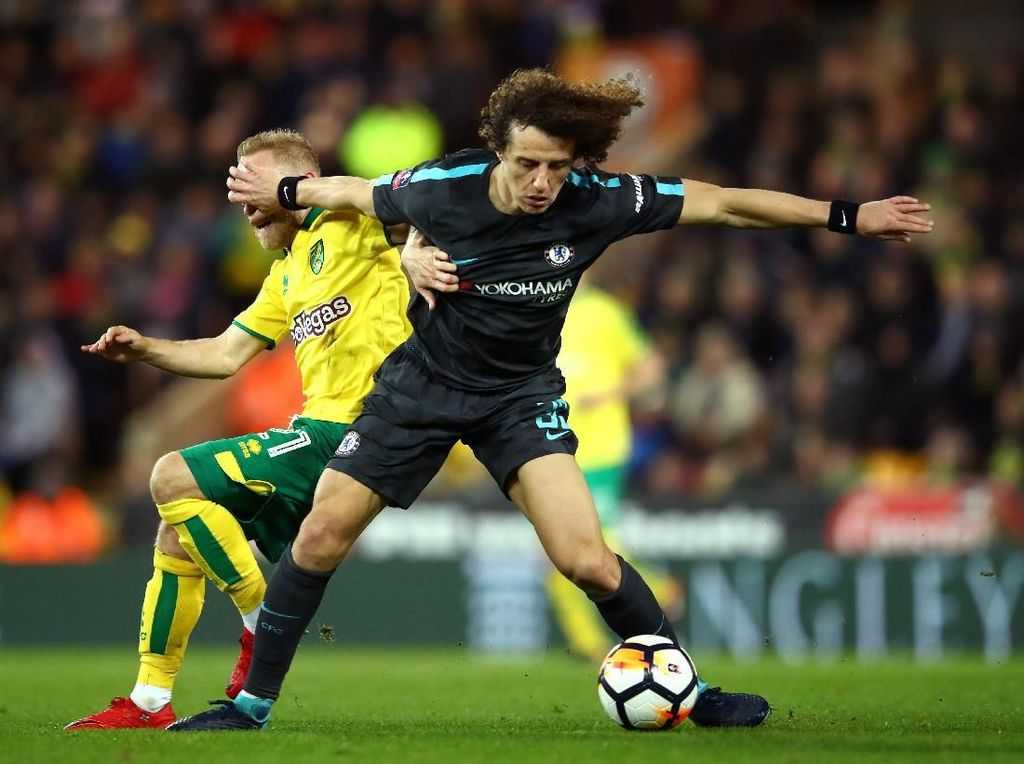 Chelsea Diimbangi Norwich Tanpa Gol