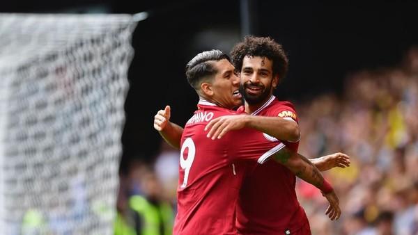 Guardiola: Trisula Lini Depan Liverpool Nyaris Tak Terhentikan