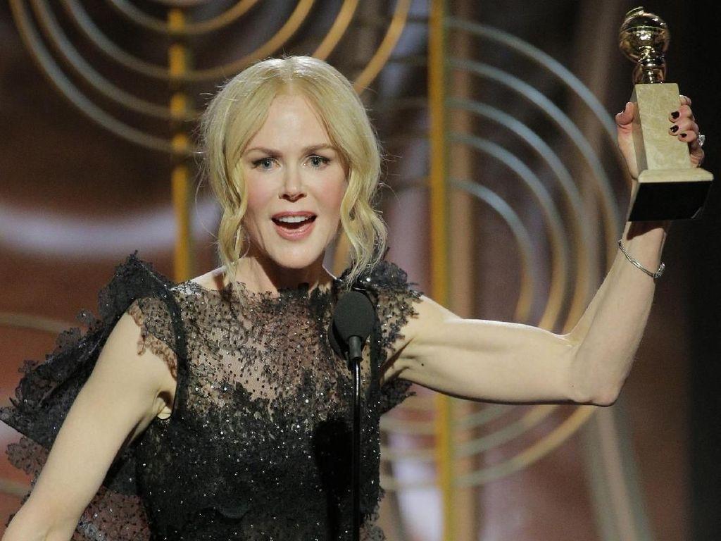 Deretan Aktris Serial TV Terbaik di Golden Globe 2018