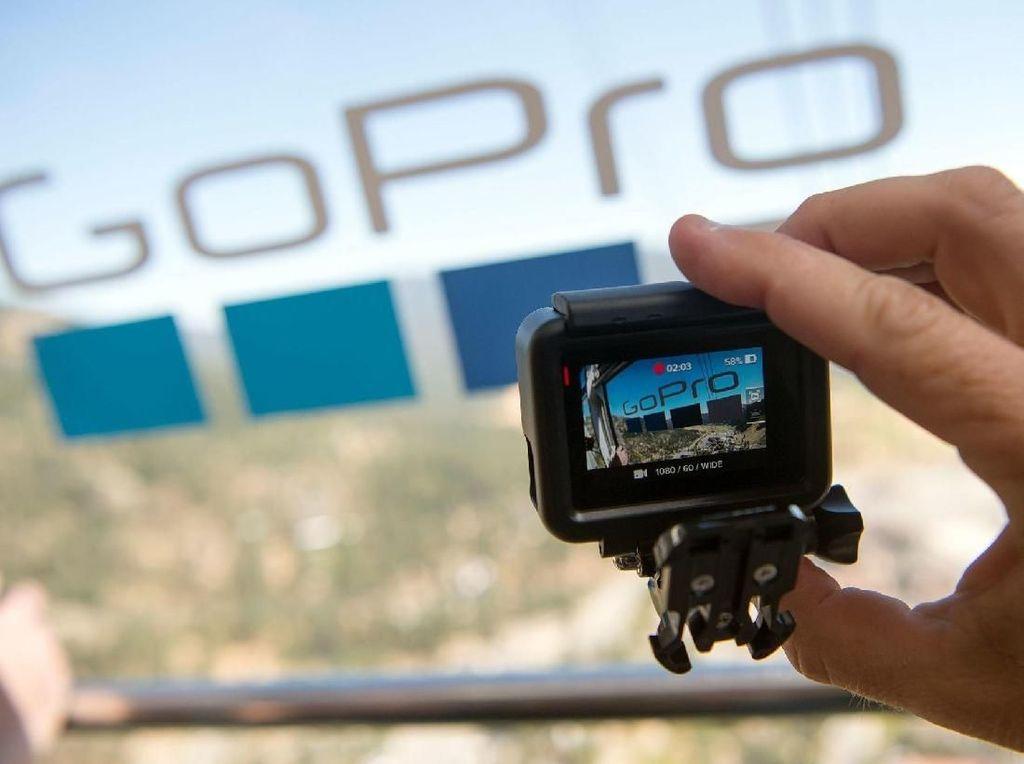 Produknya Tak Laku Lagi, GoPro Ingin Jual Diri