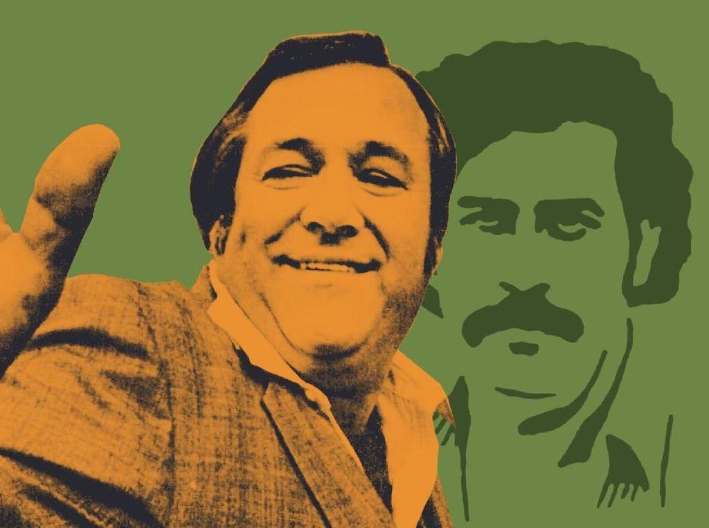 Sungguhan Ada! Tur Bertema Raja Narkoba Pablo Escobar